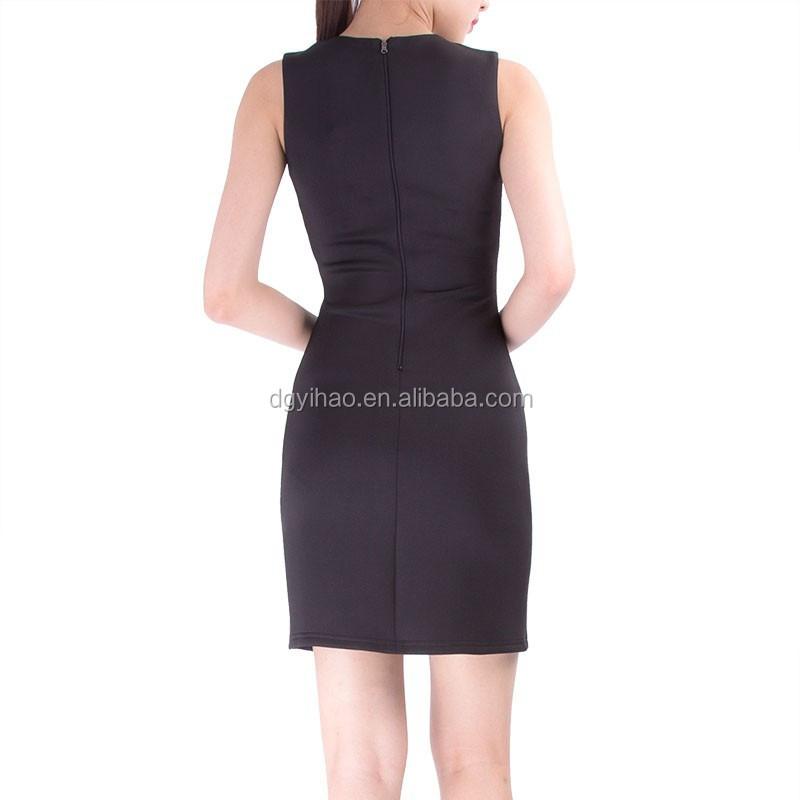YihaoTrade Assrance 2015 Women fashion fomal Floral Print Dress
