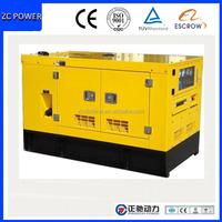 High quality electrical equipment alternator diesel generating set