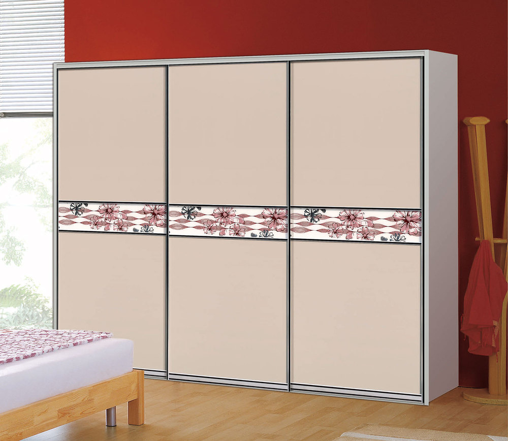 High Level Mdf Bedroom Wardrobe Furniture Design Almirah