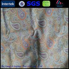 Textile company raincoat fabric printed taslan