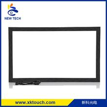 Large format 10.4 inch lcd infrared touch screen with high brightness