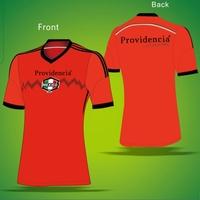 2015 100% polyester men's Soccer Jersey football jersey Uniform Set