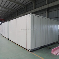 prefabricated smart house/prefabricated houses luxury/ flat pack house price