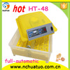 automatic small parrot incubator for poultry mini hatchery machine with CE certification high quality