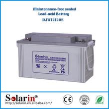 solar panel systerm100AH solar battery