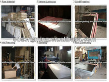 wooden air conditioner cover plywood MR glue