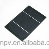 hot sale 2.4w 3V solar panel small