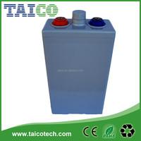 TAICO TECH manufacture TPPV series 2v 250ah gel OPzV battery