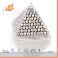 bakery sprinkles sliver sugar pearls-7mm