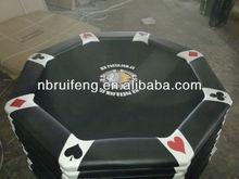 Octagonal Poker table/8 person poker