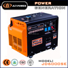 Hot sale!!!Silent type electric generator diesel engine generator 5KVA from JLT Power