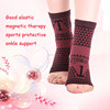 Far infrared healthcare elastic ankle wraps KTK-S000A