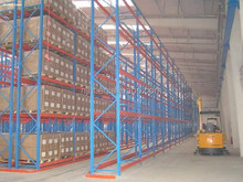 Corrosion Protection Feature Cold Storage Pallet Rack