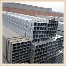 high quality large diameter galvanized square steel pipe handrail