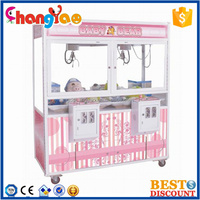 Baby Bear Plus Claw Crane Vending Machines For Sale