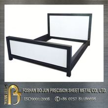 customized folding metal hospital metal beds