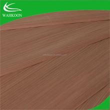 Sliced cut gurjan recon veneer 4x8 plywood veneer cheap wood veneer door skin prices