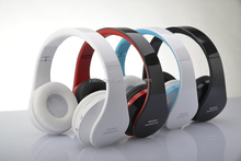 New Arrival Sports Stereo Wireless Bluetooth Headphones & Earphones for cell phone/iphone/ipod/MID