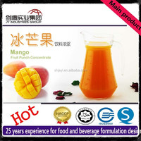 6 Times Mango Syrup Concentrate Fruit Juice