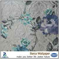 Barca 3203 series commercial washable desginer wall covering