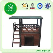 Cheap indoor wooden outdoor cat house