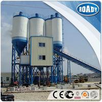 Portable 240M3/H asphalt concrete mix design