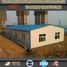 Sloped roofs decorative prefab house made in china on sale