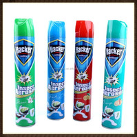High effective electric aerosol insecticides