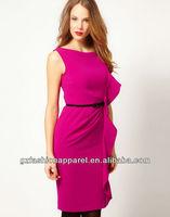 Hot sale latest fashion fancy dress ideas for girls