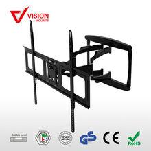 aluminum LCD led tv wall mount bracket Tilt & Pan VM-LT17 B-02