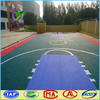 Outdoor Interlocking Flooring / PP Basketball Court Flooring