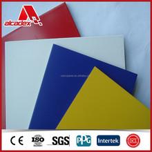 ALCADEX composite panel acp aluminium bond