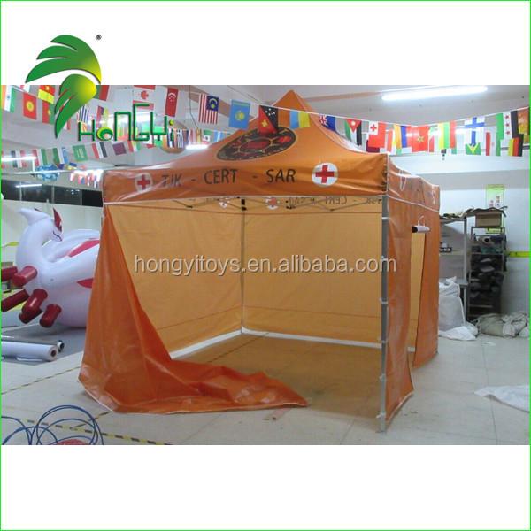 brown portable folding tent.jpg