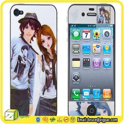for iphone 4 color skin sticker