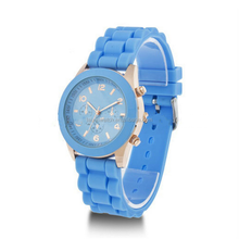 laixinwatch bikini vogue wrist silicone details quartz watches