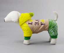 Wholesale fashionable designer pet clothing,,dog apparel,stylish pet clothes with Factory Price
