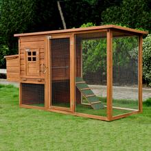 Deluxe Backyard Hen House Wooden Chicken Coops Birds cages Hot Sales