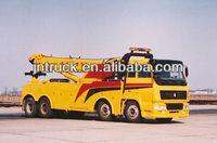 SINO 48ton HOWO wrecker tow truck