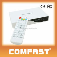 Smart IPTV set top Box support 1,000 online TV channels and network video