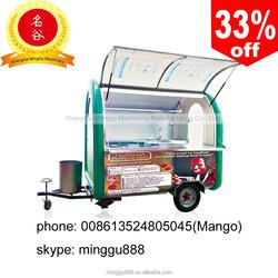 mobile food/pizza/hot dog/noodles/BBQ vending/catering cart/trailer/truck/van/kiosk M-6231