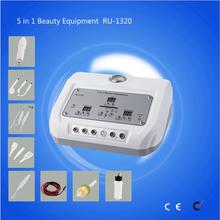 mini laser skin whitening machine Cynthia Ru1320 galvanic facial equipment