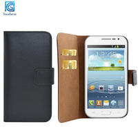 Mix Colors For samsung galaxy win 2 Bookstyle Filp Wallet Leather Case Cover