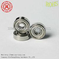 604ZZ Budget Metal Shielded Deep Groove Ball bearing 4x12x4mm