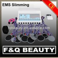 2013 Newest Electric Muscle Stimulation Weight Loss Machine