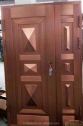 Monther And Son Nice Surface Finish Copper Color Copper Doors -MS-21