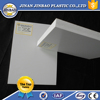 China manufacture rigid 8mm pvc flexible plastic sheet