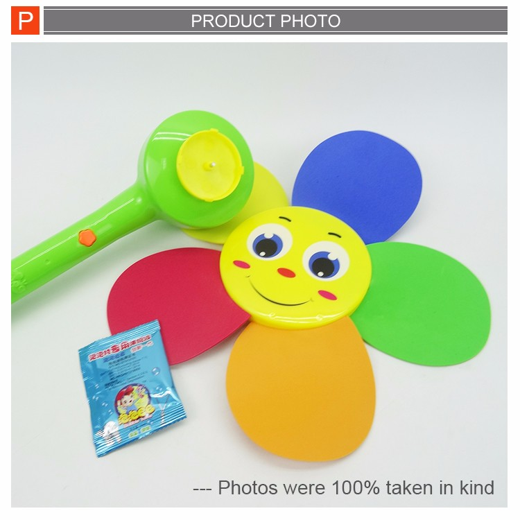 Sunflower design electric windmill bubble for sale.jpg