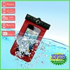 2015 Mobile Phone Case PVC waterproof cell phone bag for Iphone6 plus