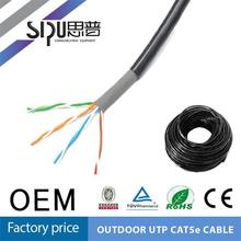 SIPU high quality cat5e utp color code network cable kits