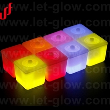 Factory Supply Best Sale Glow Ice Cube For Wedding Decoration